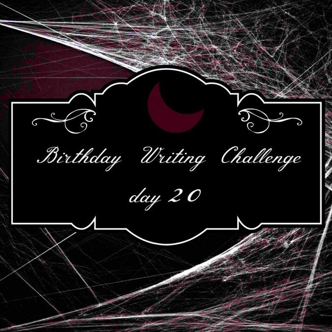 birthdaychallenge20
